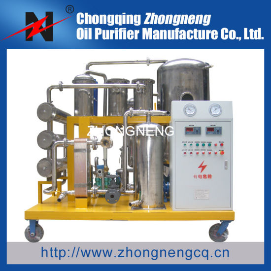 Biodiesel/Vegetable Oil Cleaner/Purification/Filtration/Plant (Series-TYA-B)