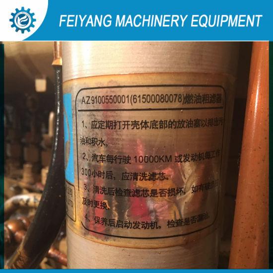 Sinotruck HOWO Heavy Truck Fuel Preliminary Filter Az9100550001