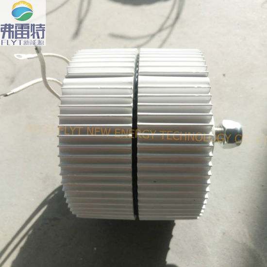300W 12V/24V Permanent Magnet Generator pictures & photos