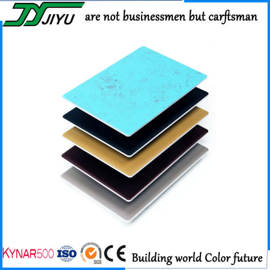 Wall Decoration Material Panel Aluminum Cladding Material