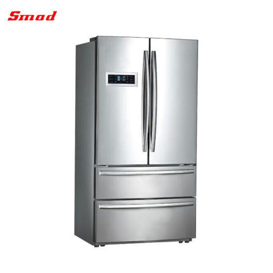 Automatic Defrost French Door Fridge Refrigerator