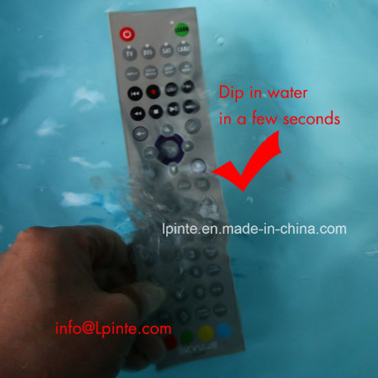 Waterproof Remote Control for TV STB pictures & photos