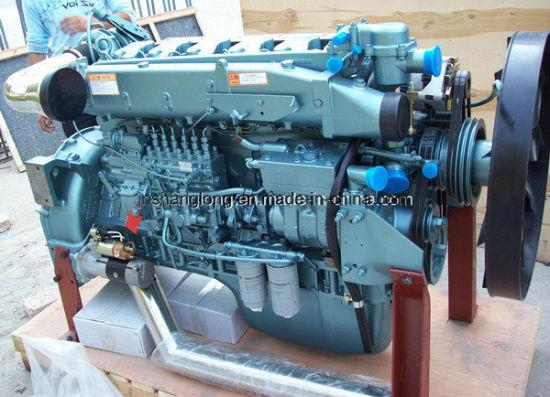 Floor Price! Sinotruk HOWO Wd615 Heavy Duty Truck Engine