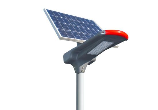 80W Solar LED Street Light Road Path Park Courtyard Garden Lamp Best Price Factory Original pictures & photos