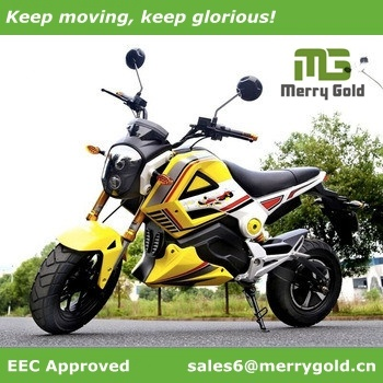 1500W Cool EEC Electric Motorcycle for European pictures & photos