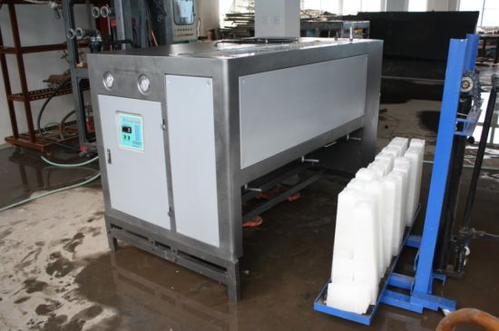 CE Approved Block Ice Maker pictures & photos
