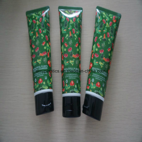 Cosmetic Packaging for Beautiful Plants Facial Cleanser pictures & photos