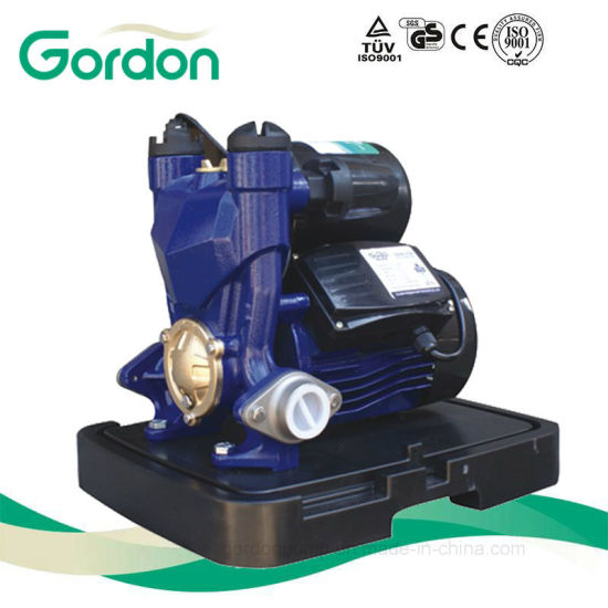 Domestic Copper Wire Self-Priming Auto Water Pump with Pressure Sensor pictures & photos