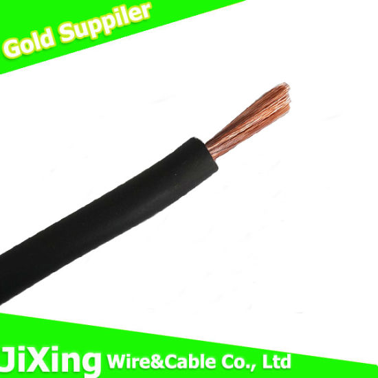 China 1.5 2.5 4 6 10 16 mm2 Flexible Wire Copper Electrical Wire ...