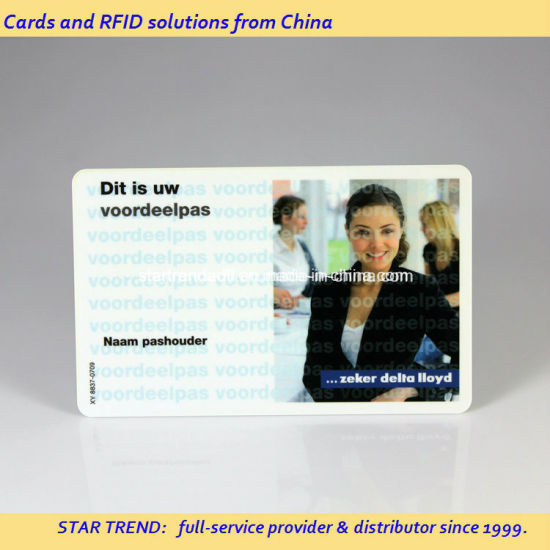 plastic id card with magnetic stripe for student image identification - Plastic Id Cards