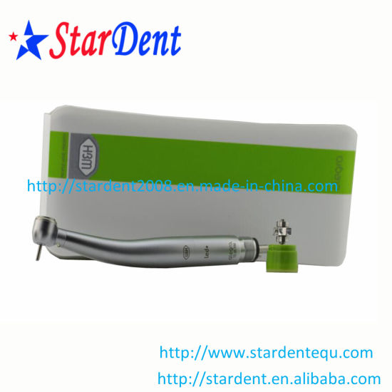 WH LED E-Generator High Speed Air Turbine Handpiece/Self-Power Handpiece pictures & photos