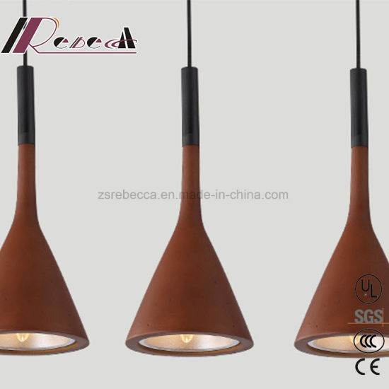 Modern Simple Resin Pendant Light for Bar Room/Dining Room