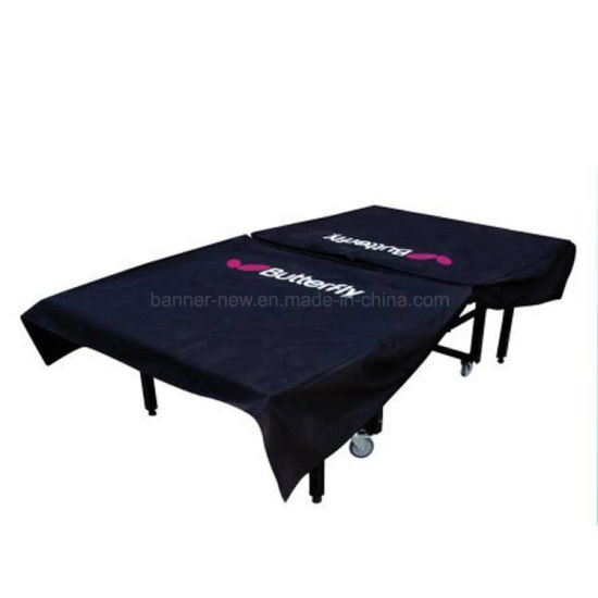 Advertising Printed Table Cover Table Cloth Table Cover (XS-TC21) pictures & photos