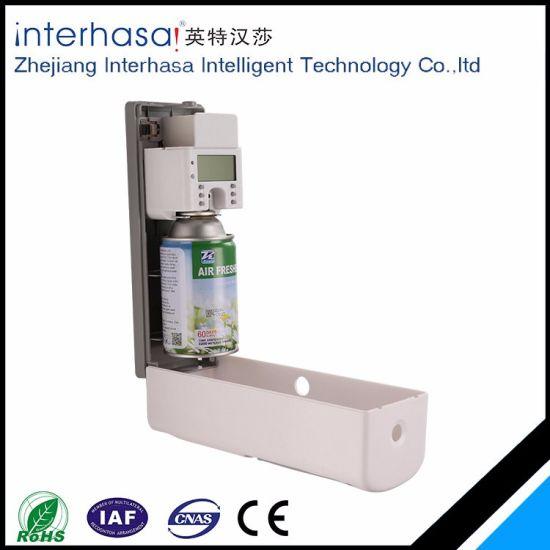 China Bathroom Automatic Sensor Air Perfume Dispensers Air - Bathroom air freshener automatic
