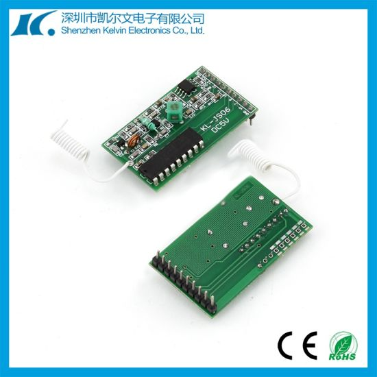 Popular Universal Sc2262 Fixed Code RF Receiver