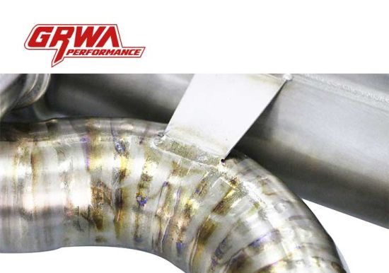 China 2019 High Performance Titanium Exhaust System for