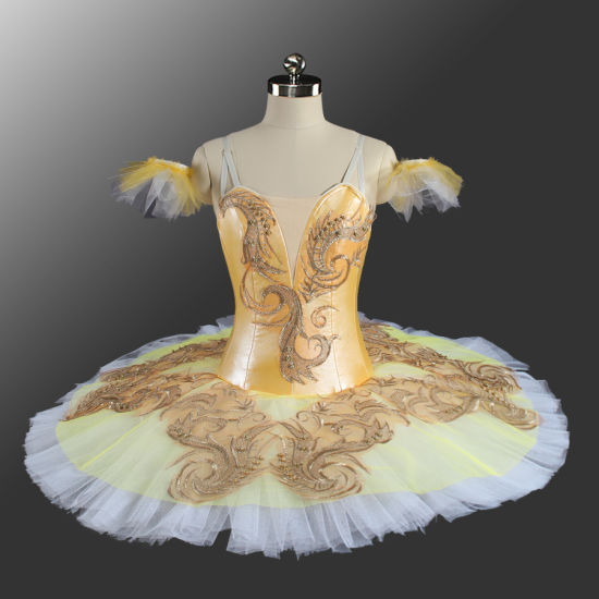 Professional Women Performance Wear Dance Tutu Customized Ballet Costumes Adult