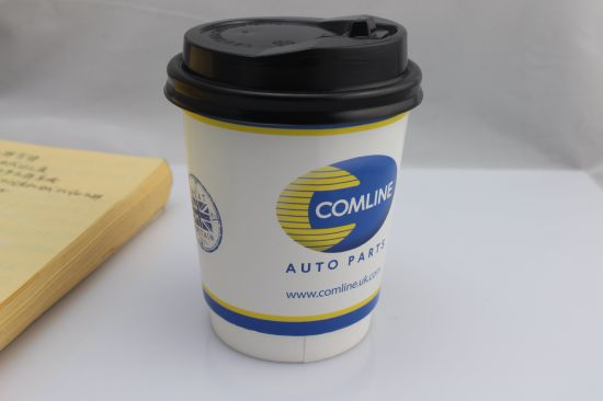 Wholesale Disposable Cheap Coffee Paper Cup with Lid pictures & photos