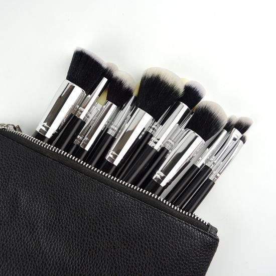 Round Oem Cosmetics Plastic Make