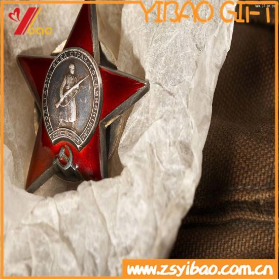 Custom Logo Sport Zin Alloy Coin Medal / Medallion Souvenir Gift (YB-HR-61) pictures & photos