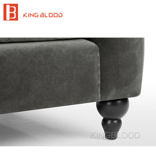Modern Green Style Velvet Loveseat Sofa Furniture