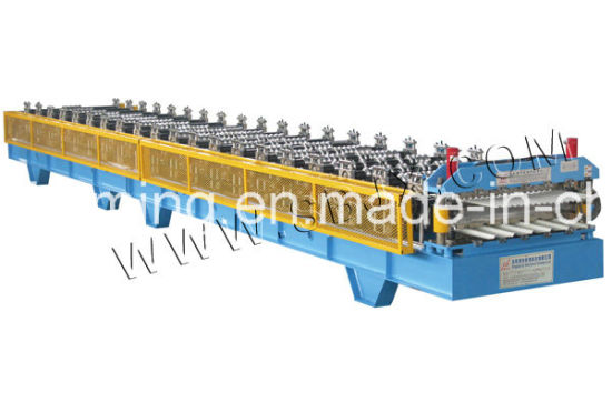 Roofing Tiles and Corrugated Roofing Sheet Roll Forming Machine