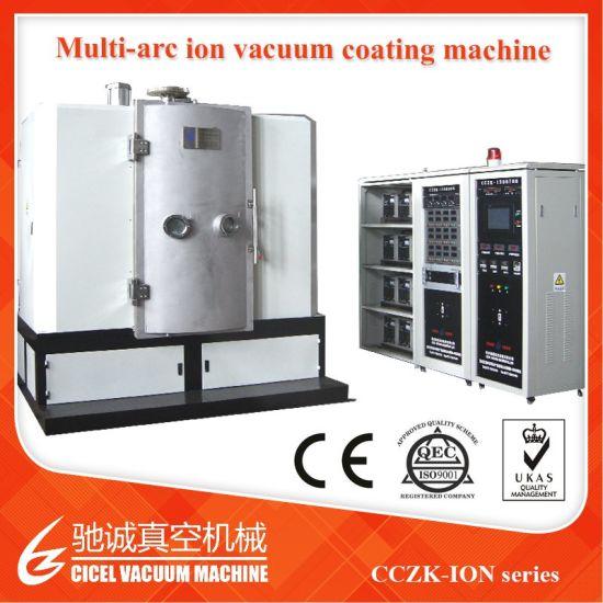 China Hot Sale Brass PVD Vacuum/Metalizing Coating/Plating