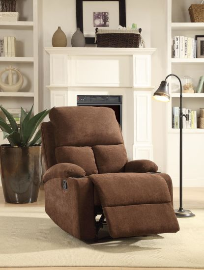 Leisure Simple Recliner Sofa Set pictures & photos