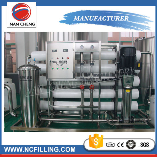 Automatic Pure Water Washing Filling Capping Making Machine Line