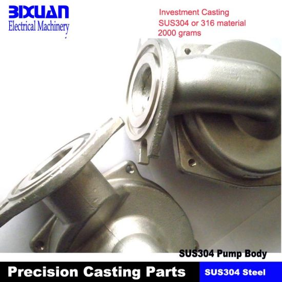 Precision Casting Part, Steel Casting, Casting pictures & photos