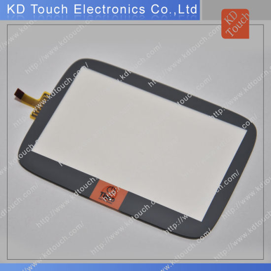 Custom Resistive and Capacitive Touch Screen