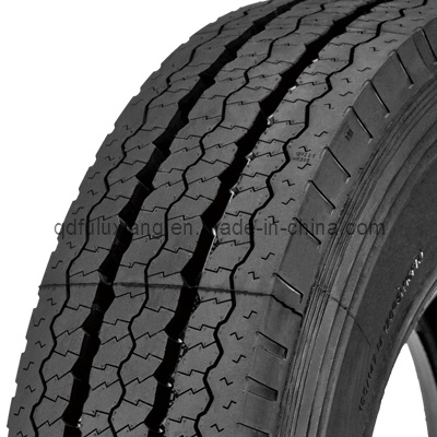 Doublestar Brand Truck Tyre, Radial Tyre 12r22.5 High Quality