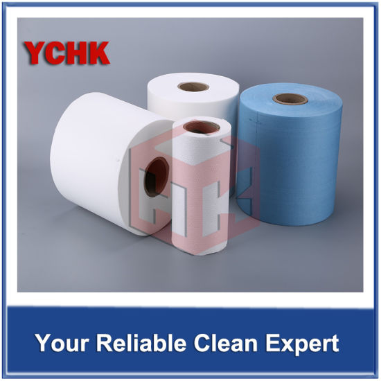 Chain Cleaning Oil Nonwoven Industrial Roll Cleaning Cloth