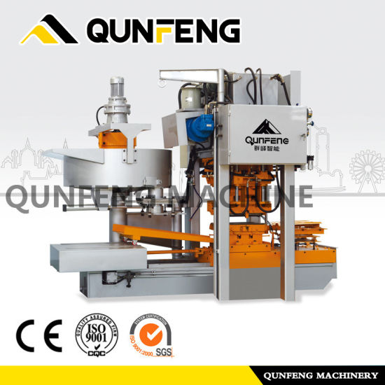 Qfw-120 Concrete Tile Machine/Roof Tile Making Machine
