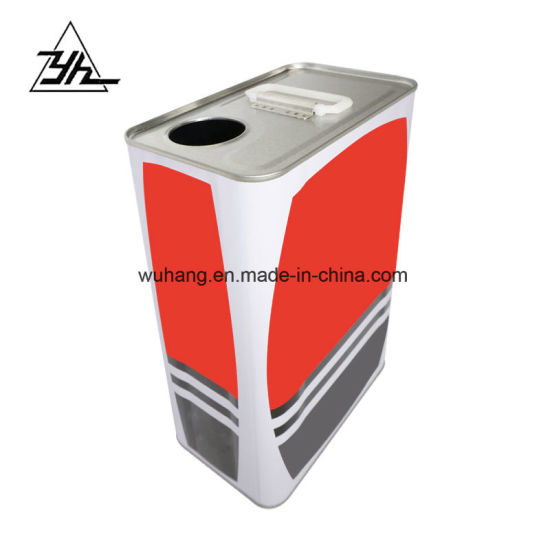 Adhesive Pail Engine Oil Tin Can Thinner Cans pictures & photos