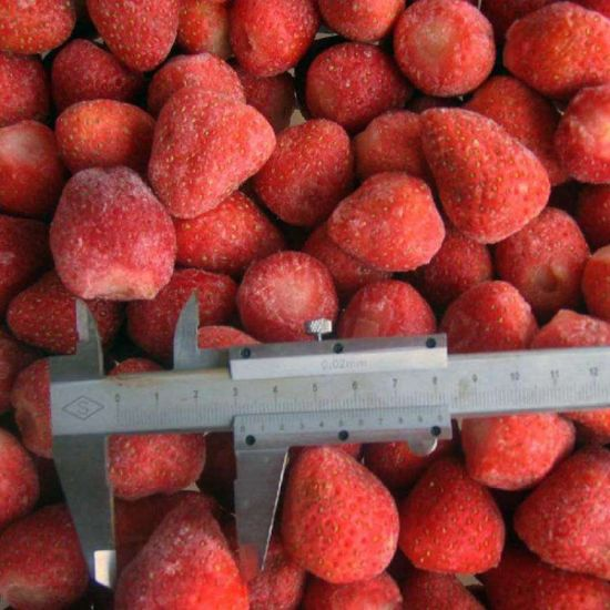 Frozen IQF Strawberry Whole 25-35mm