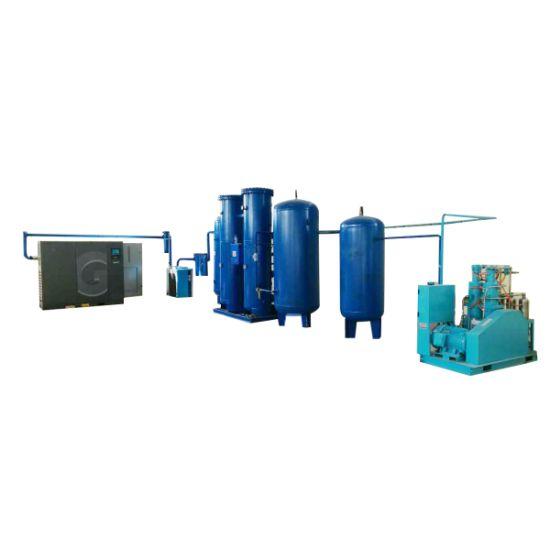 Medical Oxygen Psa Medical Oxygen Concentrator 220V 380V 50 60Hz ISO CE Certificate