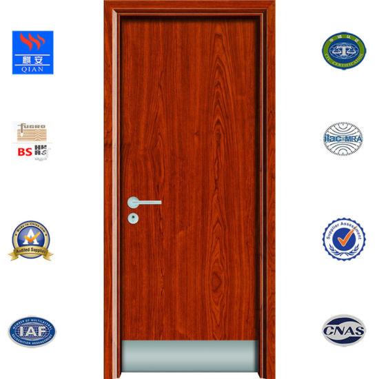 China Fire Steel Frame Door Fire Rated Steel Door with BS ...