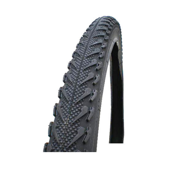"""28*1.75"""" Natural Rubber Black Bicycle Tyres"""