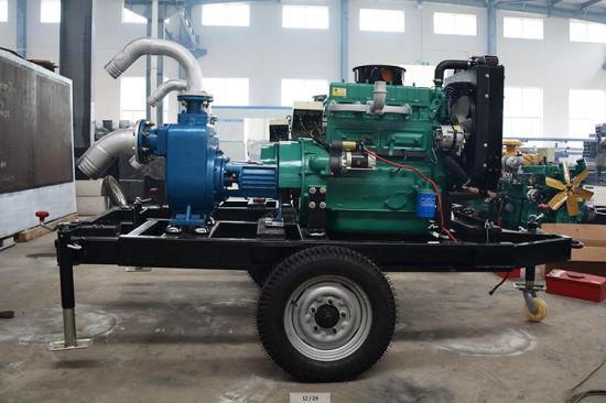 10 HP Water Transfer Yanmar Diesel Water Pump
