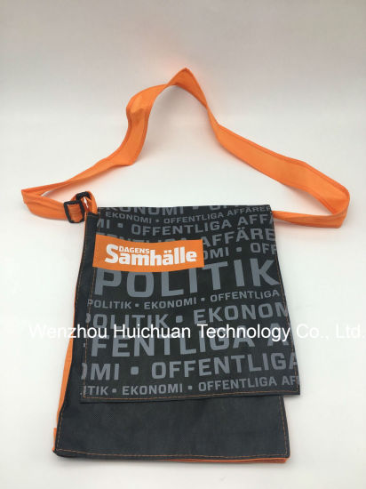PP Non Woven Shoulder Shopping Bag pictures & photos