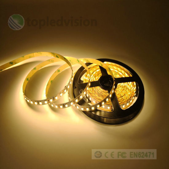 High Lumen 120LEDs/M SMD2835 LED Strip Rope Light