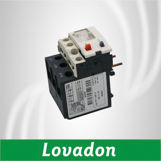 High Quality Electromagnetic Lrd Thermal Relay pictures & photos