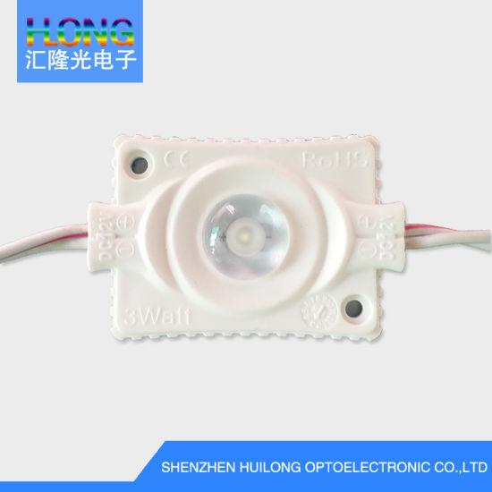 3W High Power Waterproof LED Module / DC12V Backlight /Sidelight Module