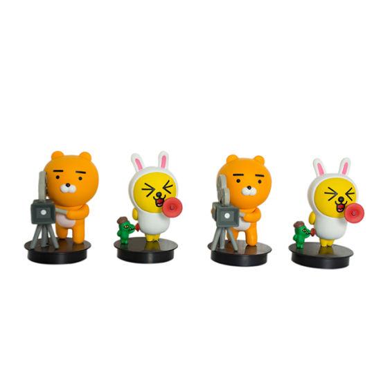 Plastic Korea Cartoon Toy Figure