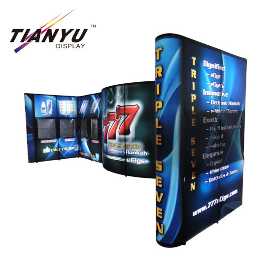 Quick Pop up Event Backdrop Trade Show Booth Stand