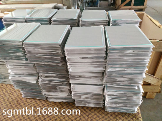Cutting Size Clear Float Glass Used for Photo Frame with Different Shapes