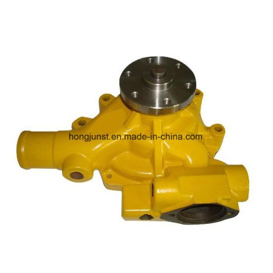 New Water Pump 6206-61-1100 for Komatsu Excavator 6D95L Engine