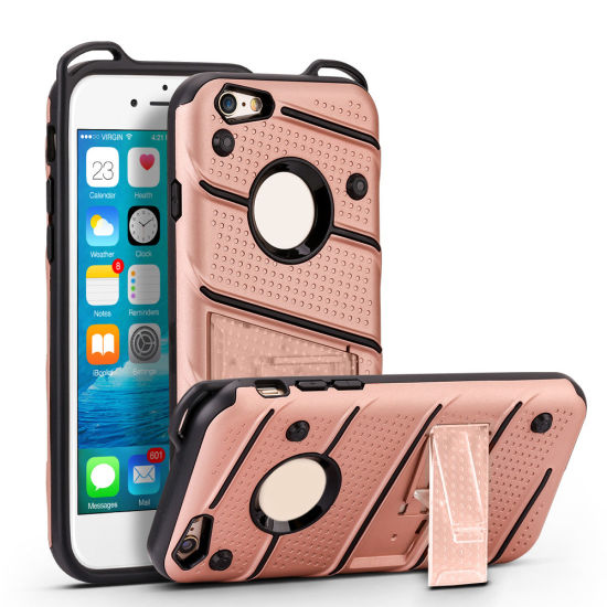 Soft TPU Full Protective Cell Phone Case for iPhone 6 iPhone X pictures & photos