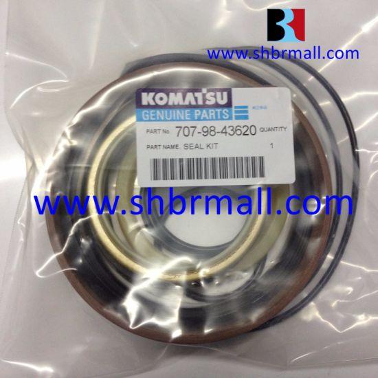 Digger Komatsu Hydraulic Cylinder Seal Kits/707-98-43620